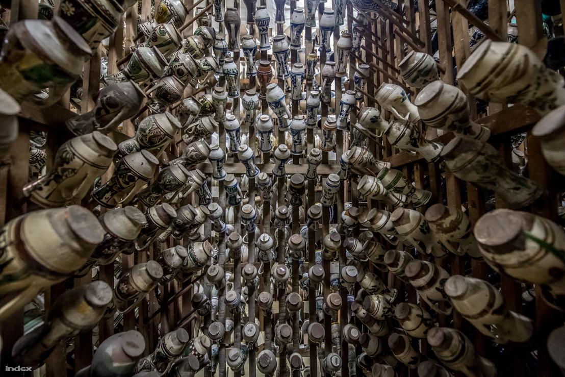 A Néprajzi Múzeum kerámiagyűjteménye 2017 novemberében