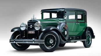 Újra eladó Al Capone 1928-as Cadillacje