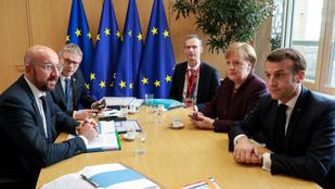 EU-csúcs: ez lesz a történelem legnehezebb költségvetési tárgyalása