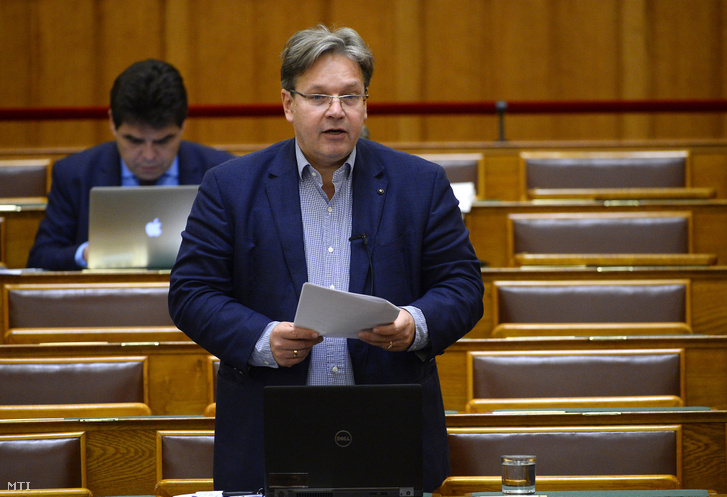 Imre Vejkey, MP of the Christian Democratic People's Party (KDNP)