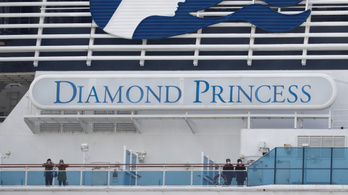 Két szlovén is megfertőződött koronavírussal a Diamond Princessen