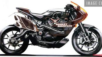 Készül a Harley-Davidson sportmotorja