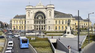 Spanyol pár támadt rá egy magyar jegyellenőrre