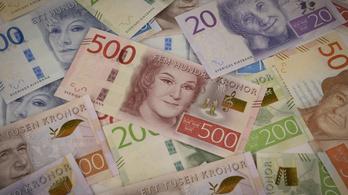 Svédországból teljesen eltűnhet a készpénz
