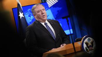 Az amerikai külügyminiszter egy egész ország meghekkelésével vádolta meg az orosz hírszerzést