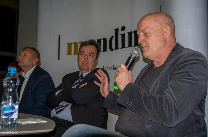 Hiller István, L. Simon László, Kukorelly Endre