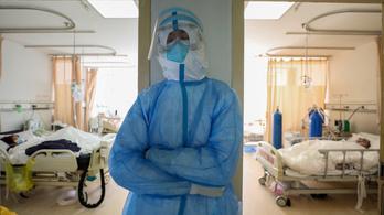 Koronavírus: harmadik napja több a gyógyultak száma, mint ahány új fertőzött van