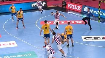 Egy gólt dobott az ukrán, de az utánozhatatlan lett