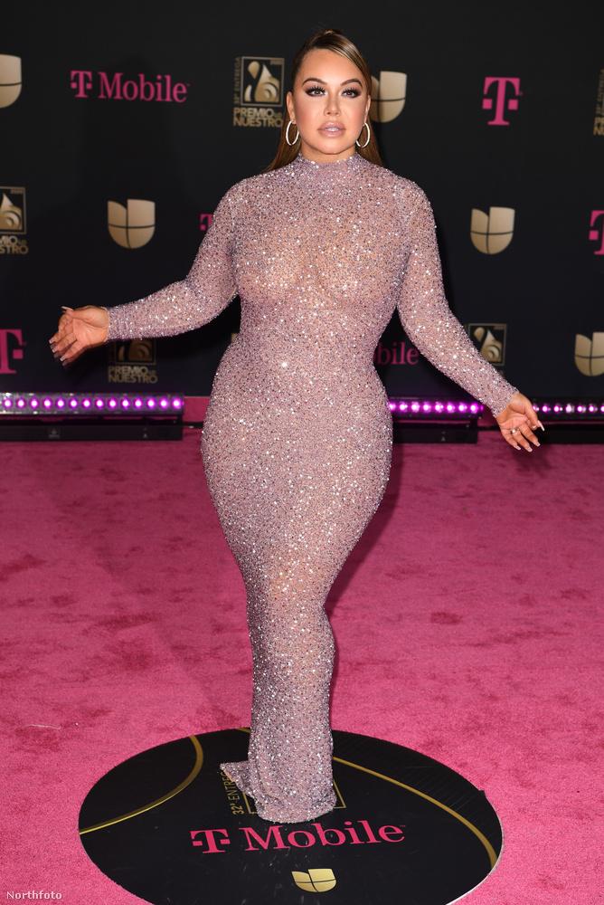 És íme a latin Mariah Carrey: Chiquis Rivera!