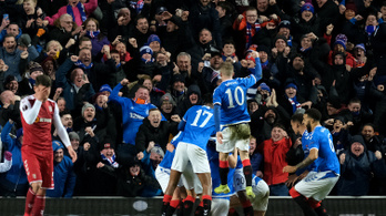 Hagi fiának két gólja kellett a Rangers fordításához