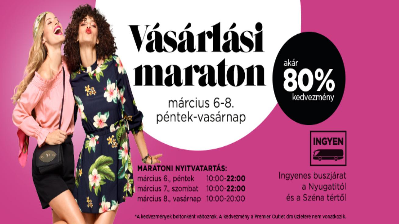 POB Tavaszi Vásárlási Maraton1
