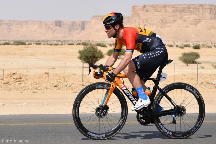 Mark Cavendish a Szaúdi körversenyen