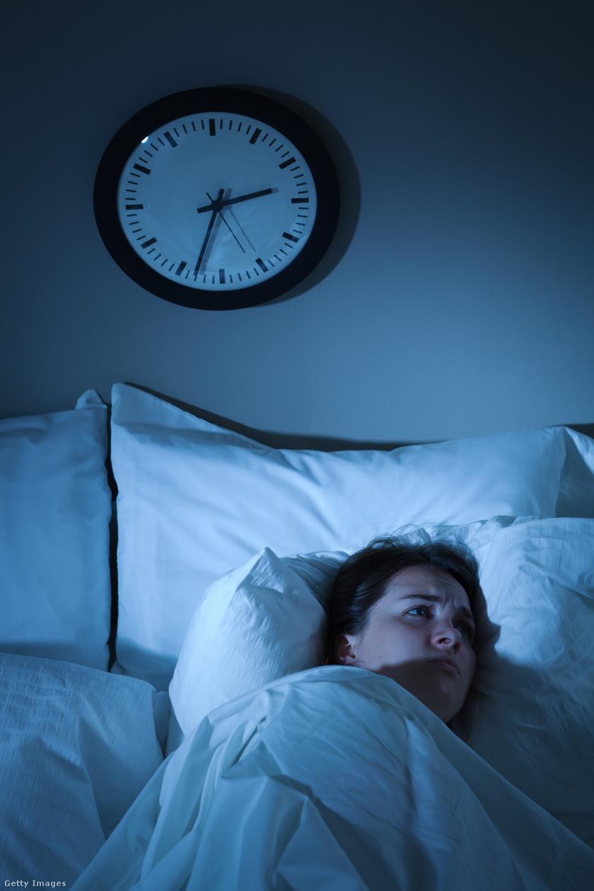 holter alvás