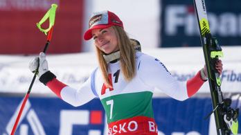 Három év után nyert ismét lesikló-vk-t Lara Gut