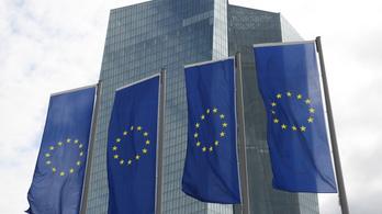 Kilenc éve nem volt akkora az infláció az euróövezetben, mint januárban