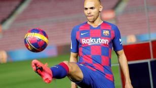 Négyszer sült bele a labdás trükkbe a Barcelona új igazolása