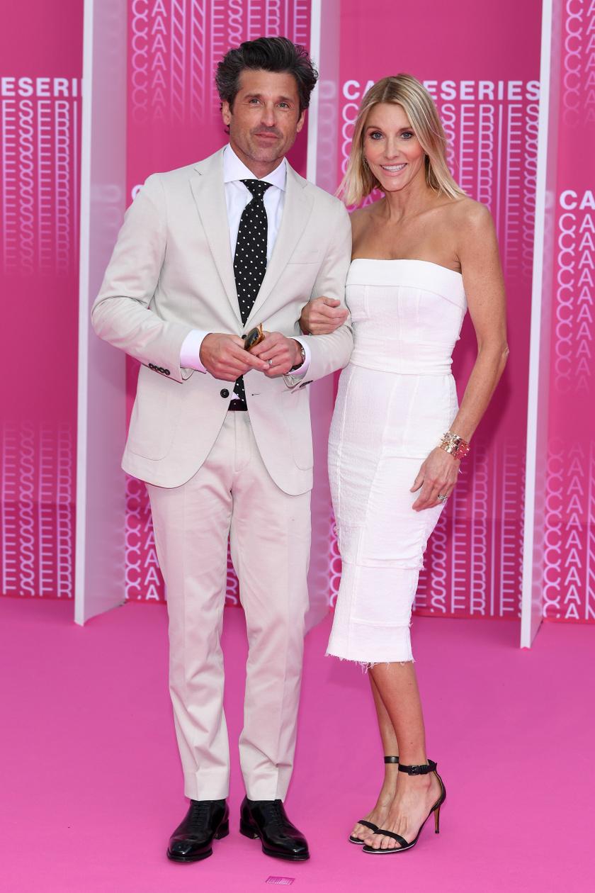 Patrick Dempsey és Jillian az egyik legkitartóbb sztárpár Hollywoodban.