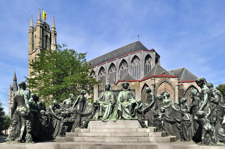 Szent Bávó-katedrális
