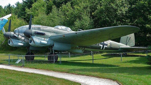 Európa Legnagyobb magán Repülőmúzeuma, Hermeskeil