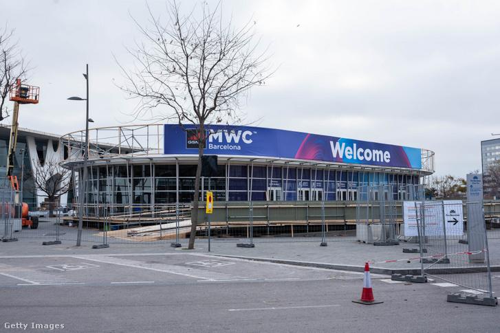 A rendezvény helyszíne 2020. február 16-án