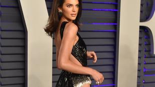 Kendall Jenner szürreális fotósorozattal örvendeztette meg rajongóit