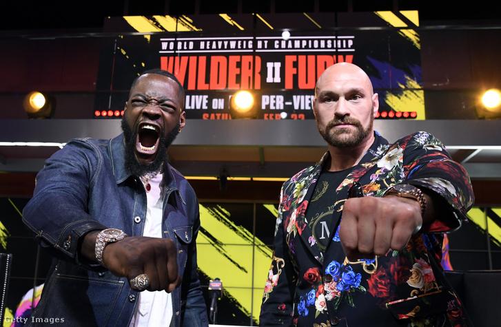 Wilder és Fury