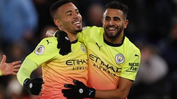 Szenvedve nyerte a PL-dobogósok rangadóját a Manchester City