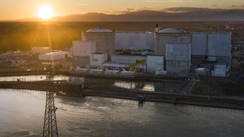 Franciaország bezárja a legrégibb atomerőművét