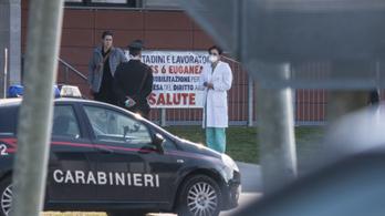 Koronavírus: négy Serie A-meccset is elhalasztanak az olasz fertőzések miatt