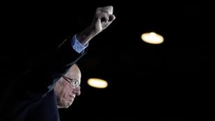 Sanders Nevadát megnyerve erősödött tovább