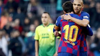 Nem mosom ki a mezemet, amiben megöleltem Messit