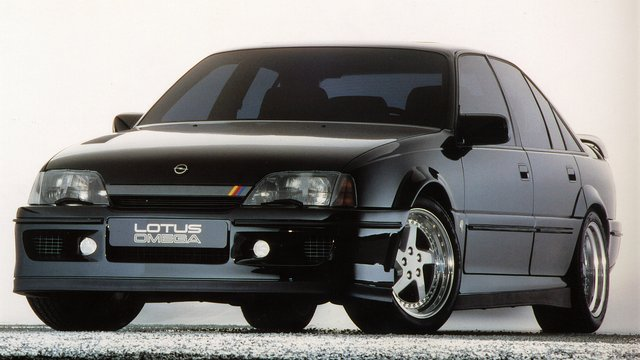 A csúcs Opel