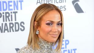 Megható, 12 évvel ezelőtti képet posztolt Jennifer Lopez
