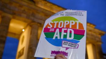 Az AfD-t okolják a németek a hanaui támadásért, gyengült a szélsőjobb