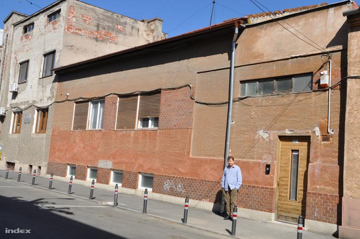 Arad, Vicentiu Babes utca 22.