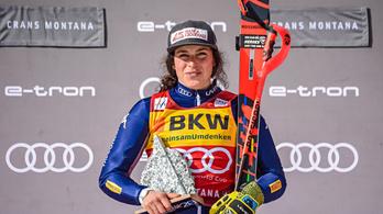 Shiffrintől elvették az első helyet az alpesisí-világkupában