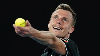 Fucsovics visszatér a Davis-kupa-csapatba