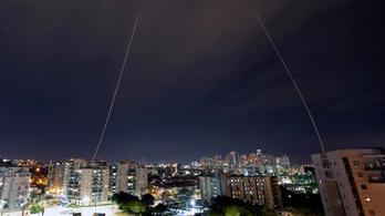 Rakétatámadással állt bosszút Izraelen a gázai iszlamista terrorszervezet