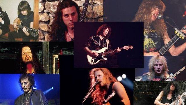 A legjobb metal riffgyárosok