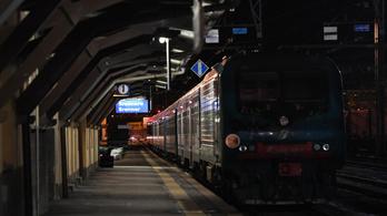 Koronavírus: Ausztria felfüggesztette az Olaszország és Ausztria közötti vonatközlekedést