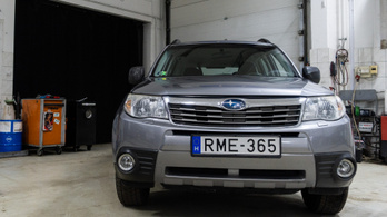 3 milliós családi Subaru: vennéd?