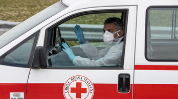 Újabb ember halt meg koronavírusban Olaszországban