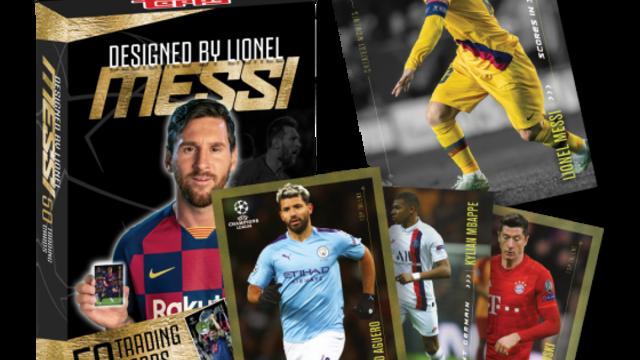 50 kártyás Messi-sort jelentetett meg a Topps