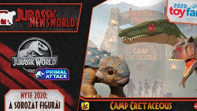 Jurassic Newsworld: NYTF 2020
