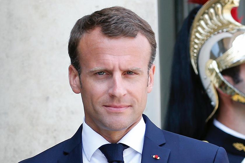 A francia elnök felesége 66 évesen is gyönyörű - Éveket letagadhatna a korából Emmanuel Macron szerelme