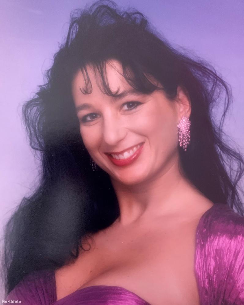 Ez a nő Jo Ann Munz, jelenleg 54 éves, ez egy korábbi kép róla
