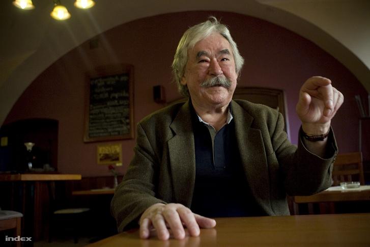 Csukás István 2011-ben vele készült interjúnk során