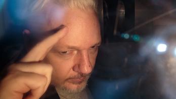 Megkezdődött a WikiLeaks alapítójának kiadatási pere Londonban