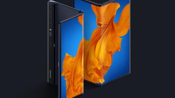 Egymilliós szupertelefon a Huawei Mate Xs