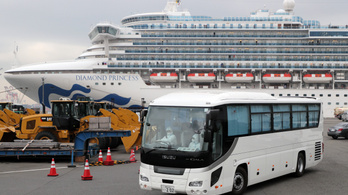 Coronavirus: Hungarian cruise ship employee tests positive